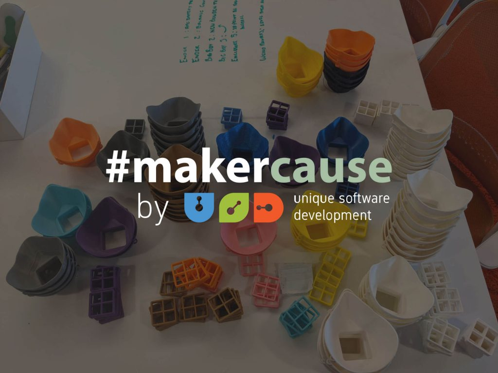 MakerCause Launches to Create 3D Printing Collaboration Network in Partnership with MaketheMasks to Support COVID-19 Efforts